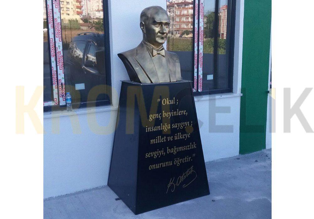 Atatürk Büstü 03