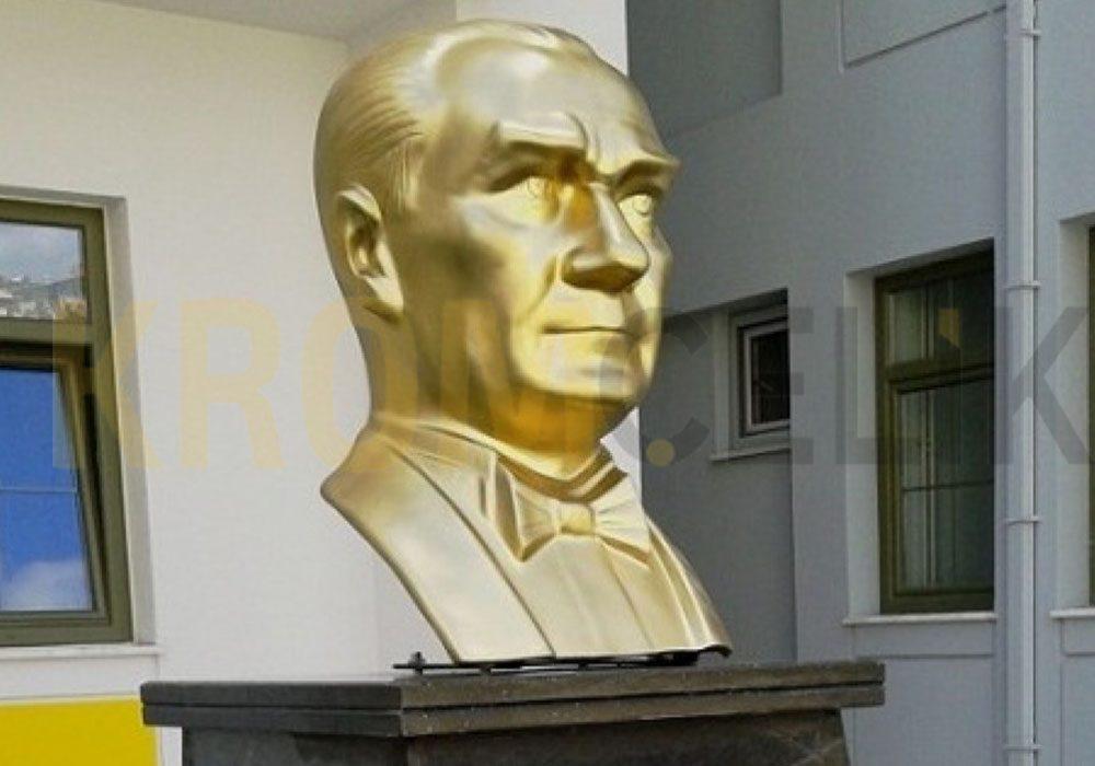 Atatürk Büstü Kaidesi 07