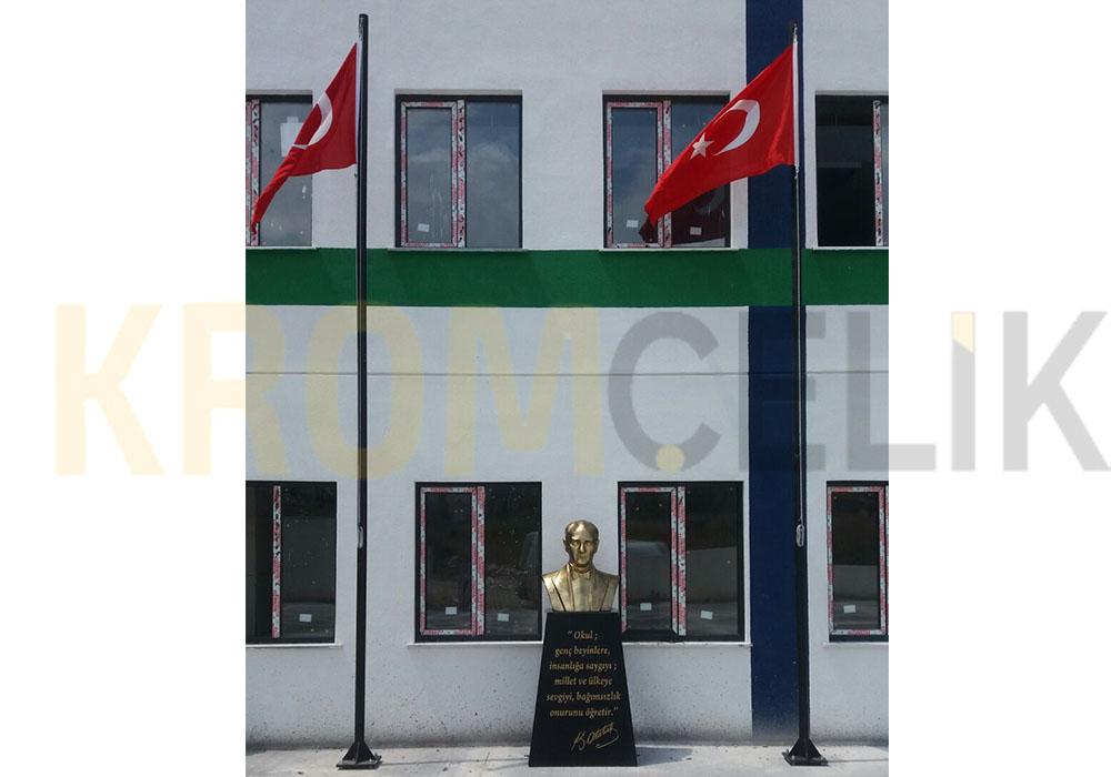 Atatürk Büstü Kaidesi 16