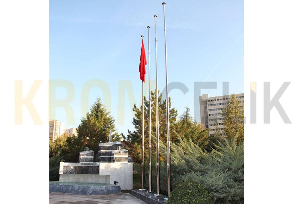 Bayrak Direği 10