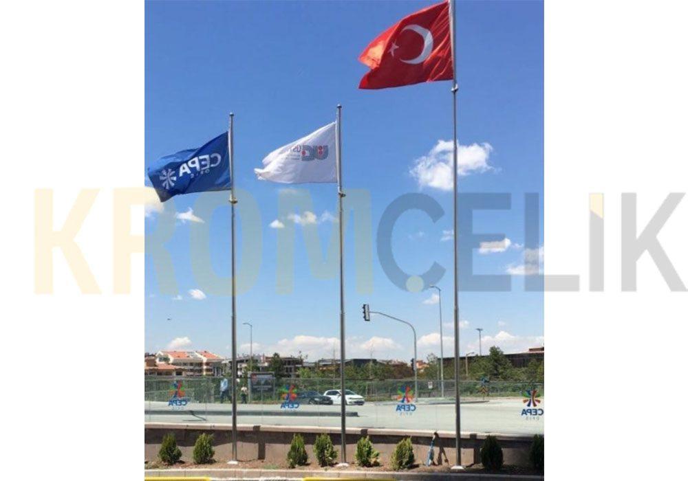 Bayrak Direği 17