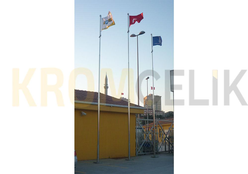 Bayrak Direği 18