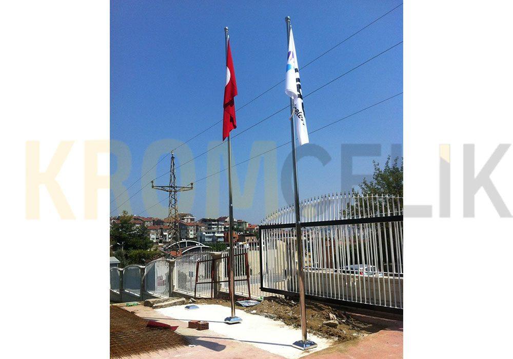 Bayrak Direği 34