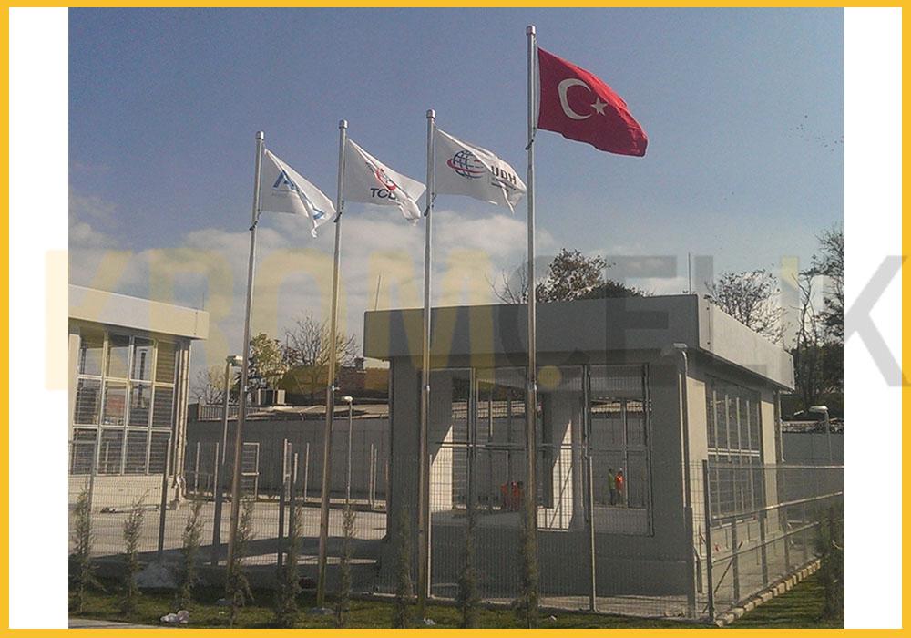 Bayrak Direği 41