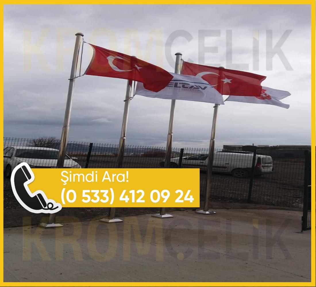 4 Metre Bayrak Direği